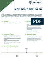 Data Science for Developer 1