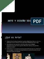 Arte y Diseño Editorial
