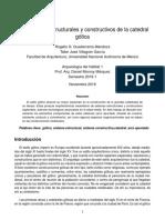 Sistemasconstructivosyestructuralesenlacatedralgotica