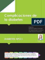 Complicaciones de la diabetes.pptx
