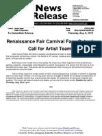 Parks Ren Fair Art 0819