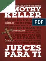 Jueces Para Ti - Timothy J. Keller