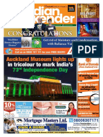 The Indian Weekender 16 August 2019 (Volume 11 Issue 22)