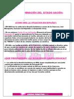 00 - Conformacion Del Estado Nacion 1810 - Ieca Tomo 2 - Aporte Lucas Ueu Derecho 2019