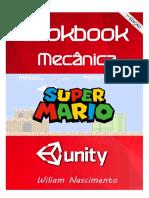 cookbook mecanica supermario - unity