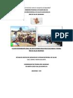 Plan Escuela Saludable Angaraes 2019