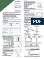 Ceiling Floor Installation Manual .F30032 Rev.21