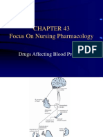 Ch43 Anti-hypertensive Drugs