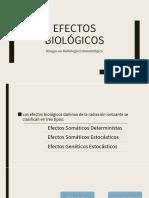 Efectos Biológicos Radiologia.pptx