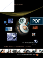 UC XLPE Catalogue