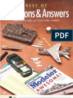 Fine Scale Modeler Supplement - Best of Questions & Answers