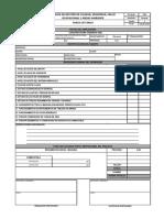 3. Formato Check List Grua