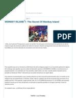 Guia Zone MONKEY ISLAND 1 the Secret of Monkey Island