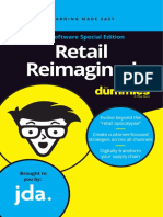 Retail Reimagined for Dummies JDA Software