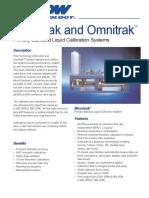 Db Calibrator Microtrak Omnitrak