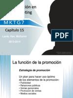 Comunicaciones de Marketing