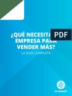 VNT-E1-¿Qué Necesita Tu Empresa Para Vender Más
