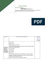 Secuencia didáctica primaria 2 año
