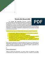 Teoría del desarrollo.docx
