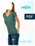 Catalogo Kmisetas Final