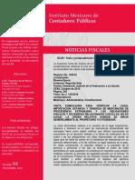 Tesis y Jurisprudencias Relativas a Octubre 2010 IMCP