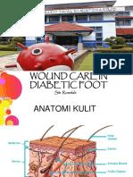 7. Wound Care in Diabetic Foot Siti Romelah AMK CWCCA