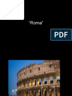 Rome Beginnings