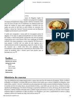Cuscuz – Wikipédia, A Enciclopédia Livre