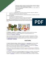 RECIBO Y DESPACHO DE MERCANCÍAS E INVENTARIOS EN UN PUNTO DE VENTA
