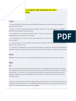 Insurance Case Digest Page 4