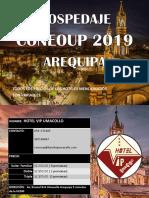 Hospedaje Arequipa Coneoup 2019
