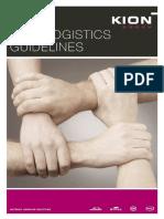 Logistics Guidelines