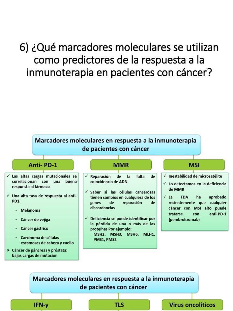 proteinas bajas y cancer