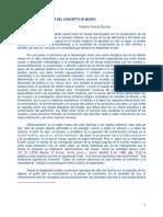 La formación histórica del concepto museo - Federico García