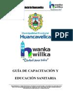 Manual de Operacion y Mantenimiento de Fortalecimiento y Ges