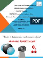 Presentación dioxido de carbono