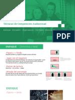 Tecnicas Composicion Audiovisual