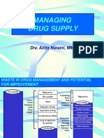 Managing Drug Suply ISTN