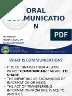 Oral Communication (PRELIM) - Copy