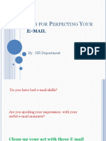 Tips for Perfecting Your E-mail.pdf