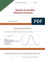 Estadistica Inferencial_clase 4_Distribuciones de Variables Aleatorias Continuas