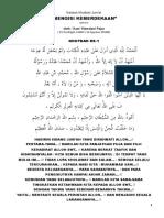 2019-08-16 Naskah Khutbah Jumat - Mengisi Kemerdekaan