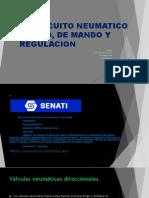 El Circuito Neumatico Basico, De Mando y Regulacion Semana2 Ciclo6