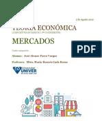 Cuadro Comparativo Mercados