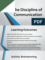 The-Discipline-of-Communication.pptx