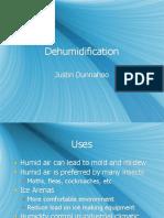 Dehumidification.ppt