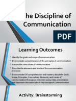 The-Discipline-of-Communication.pptx