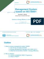 ISO 50001 Unido