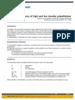 Chemical Resistance Chart a Schulman Polethylene
