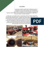 Istilah Cleaning Gauging Pipeline